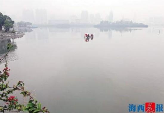 """厦门�o�Y湖清淤工作拟4月完成 正局部""""保养"""""""