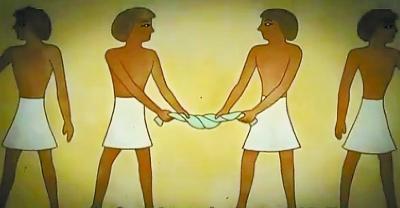 """四千年洗衣历史:草木灰是最早""""洗衣粉"""""""