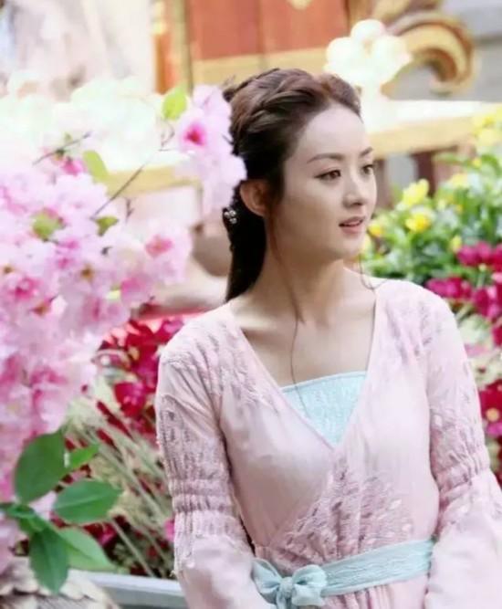 赵丽颖为拍特工皇妃减了8斤,剧照流出,各种眉型美上天!