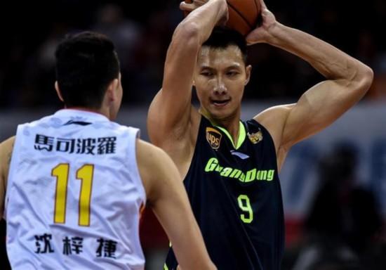 (体育)(2)篮球――CBA半决赛第四场:深圳负广东