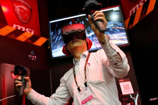 VR-minded HTC to sell Shanghai plant
