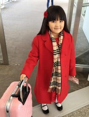刘诺一甜馨领衔最火爆的20大星二代萌娃