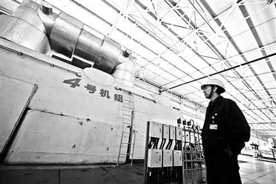 北京市步入无煤发电时代华能热电厂燃煤机组停机