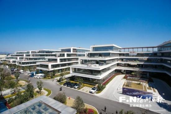 东南大数据产业园已注册企业46家 注册总资本4.7亿元