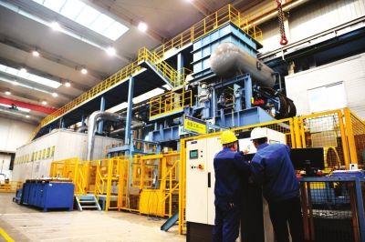 """南通海安鼓励企业""""机器换人"""" 提升竞争力"""