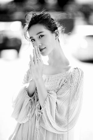 刘诗诗:心态平和更容易接近美好
