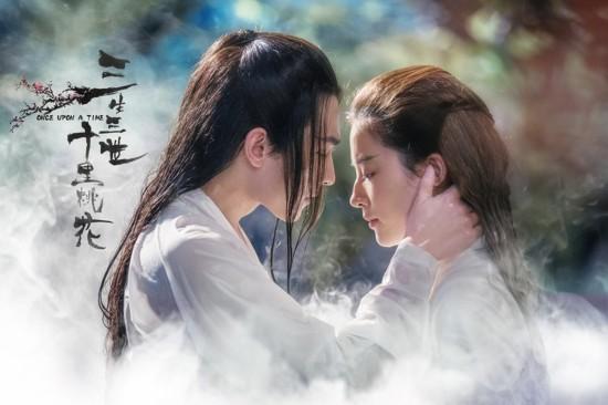 影版《三生三世》杨洋刘亦菲美如画 杨洋版夜