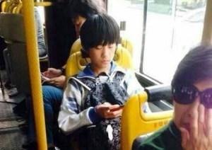 TFboys易烊千玺旧照曝光 ,王源王俊凯的童年照,易烊千玺整容前后照片