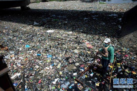 [1](外代二线)马尼拉清理垃圾河