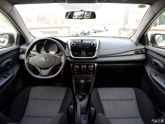 一汽丰田 威驰FS 2017款 1.5L CVT锋驰版