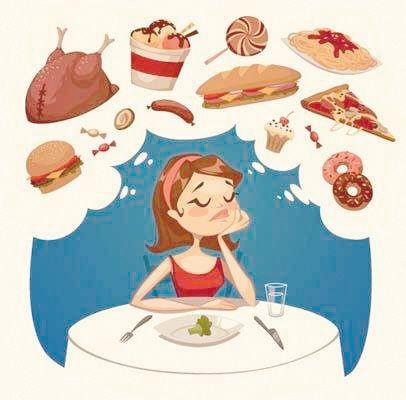减肥不吃主食 影响脏器功能