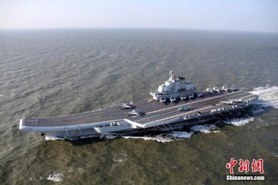 中国第三艘航母长啥样?专家:或采用蒸汽弹射