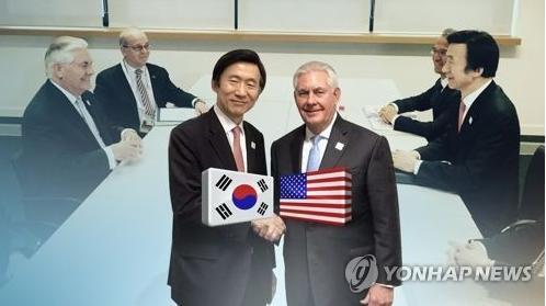 韩媒:韩外交部将主管驻韩美军事务组织升级扩编
