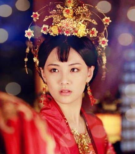 刘亦菲刘诗诗郑爽佟丽娅 古装最美不过红衣女