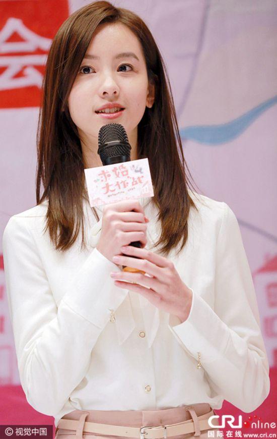 初恋脸女星长这样:刘亦菲陈妍希永远是校园女神