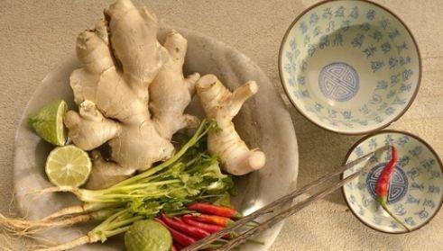 每餐必吃姜 远离癌症的7个饮食秘方