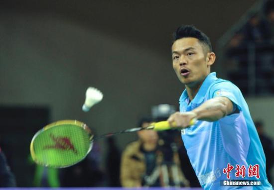 2017羽毛球亚锦赛名单 林丹谌龙李宗伟参赛