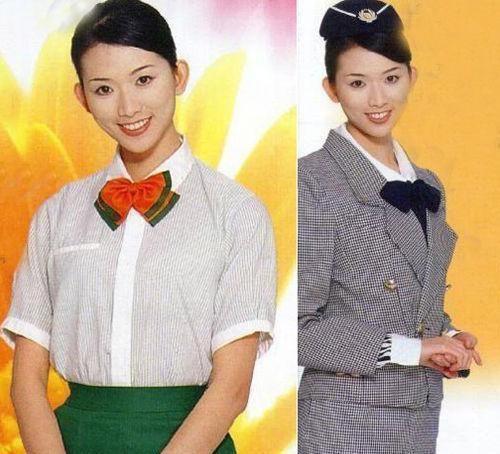 明星们都从拍广告出道:赵丽颖嫩杨幂学生气 林志玲代言空姐招聘