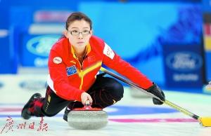 女子冰壶世锦赛战绩不佳 中国冬奥资格寄望落选赛