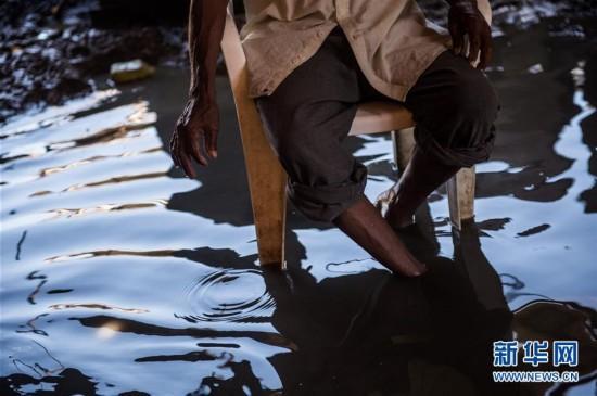 秘鲁:洪水肆虐