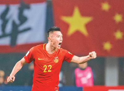 中國男足,踢出了精氣神