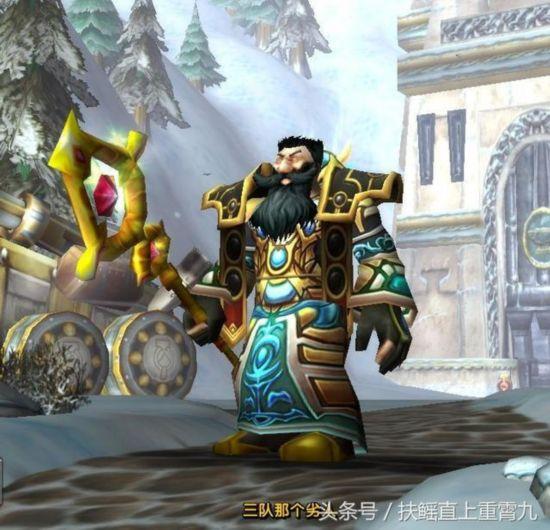 魔兽世界那些绝版的光辉武器,你拥有几样?