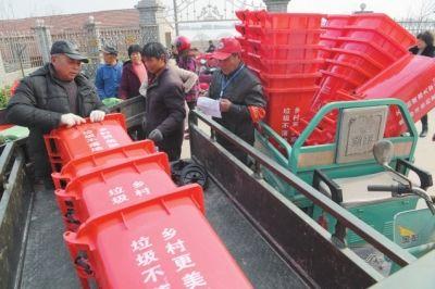 南通海安村镇加强环境管理 建设美丽乡村