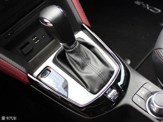 马自达(进口)2015款马自达CX-3