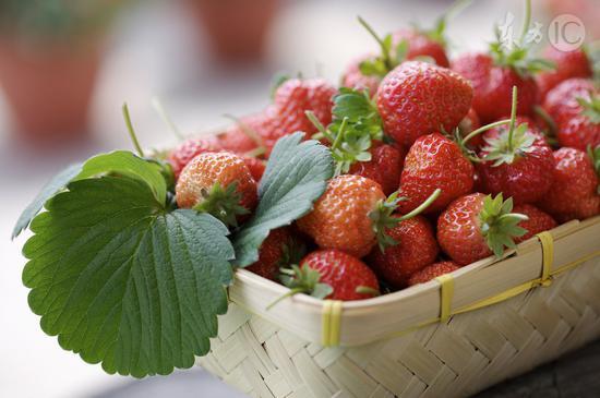 如何洗草莓最干净?快学三招