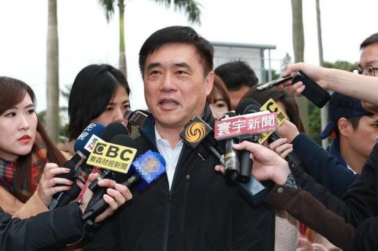 国民党副主席郝龙斌