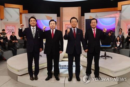 韩大选各党阵容本周将初现轮廓 民主党初选最吸睛