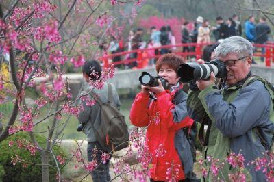 南通海安摄影爱好者前往无锡开展摄影创作