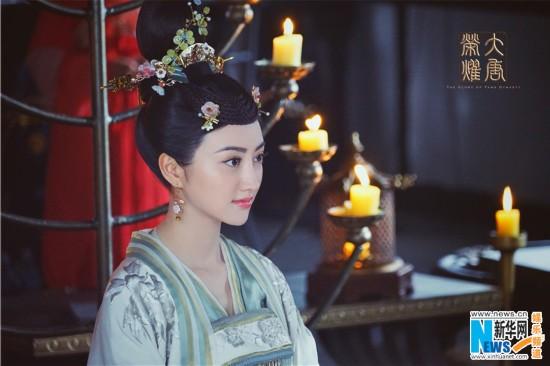 《大唐荣耀2》定档 景甜任嘉伦忠义爱情难两全