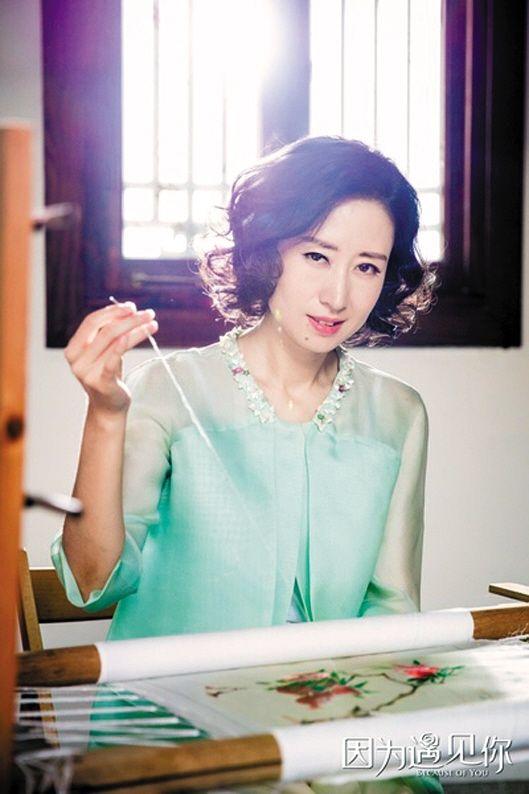 刘敏涛:我也想在戏里谈谈恋爱撒撒娇