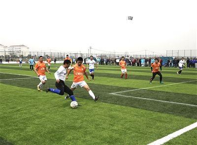 南通海门全市23家业余足球俱乐部联赛开战