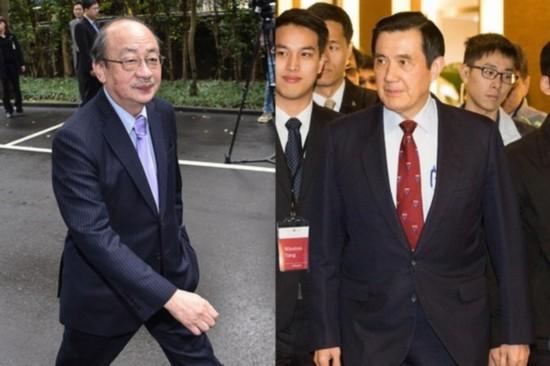 马英九一审获判无罪 国民党吁柯建铭适可而止