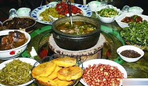 平日里被忽略的美食 到京郊特色农家宴品尝饕餮美味