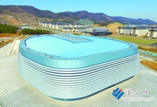 2018年9月镇江6所入驻高校园区高校将全部投用