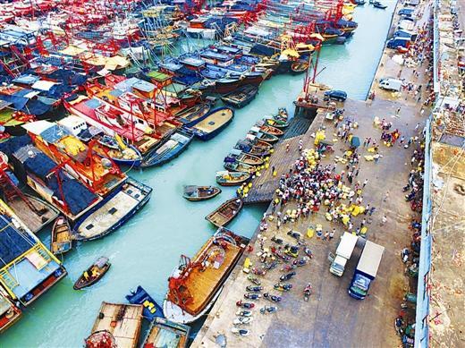 北海:投资百亿打造17个旅游小镇