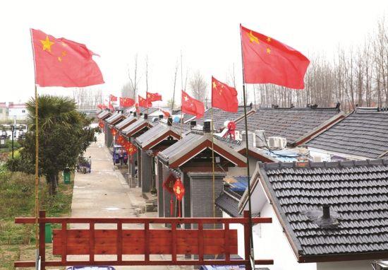 淮安洪泽张福河村发展旅游产业 尽显渔家风情