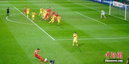 12强战国足前7场仅积5分 杀进世界杯要期待奇迹