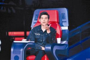周杰伦陈奕迅那英 《中国新歌声》第二季公布三位导师