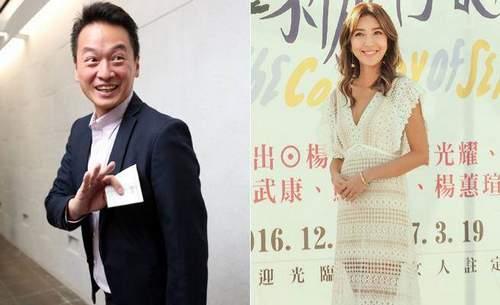 恋石油富商1年 杨谨华甜喊:前所未有的安全感