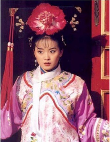 盘点 还珠格格 系列惊艳的女配角 刘涛蒋勤勤王艳