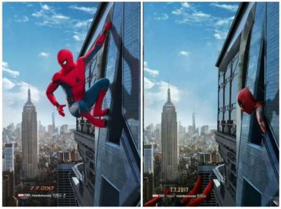 超级英雄不能当网红!《蜘蛛侠:英雄归来》新预告公开
