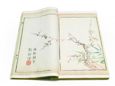 画谱寻源:《芥子园画传》热销数百年