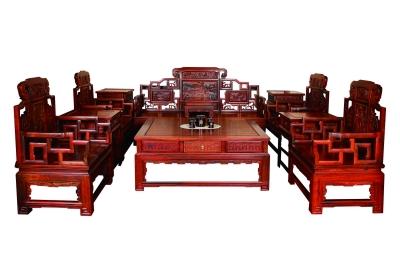 红木家具价格普涨 哪些更值得收藏