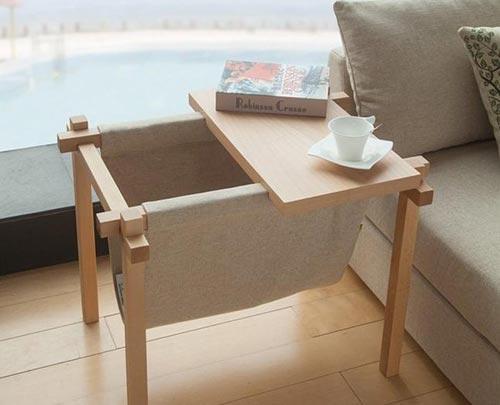 卧室角落里的小风景 10款创意床头柜