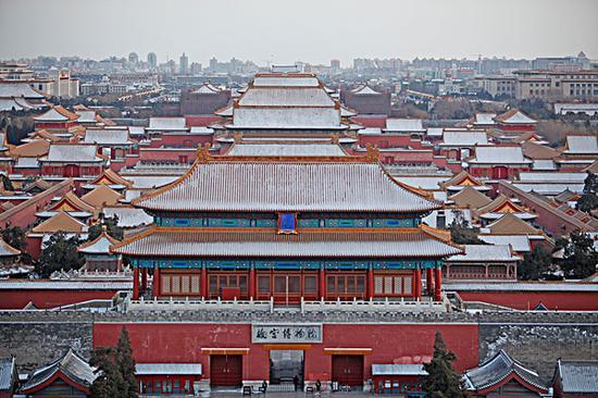 故宫三年藏品清理成果 院藏文物总数升至186万件