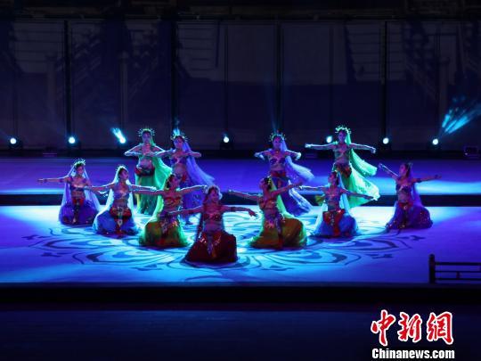 《梦长安——大唐迎宾盛礼》西安上演彰显盛唐华章